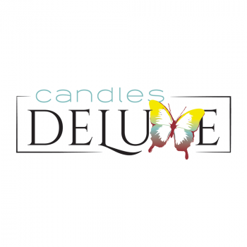 Logo design for Candles Deluxe