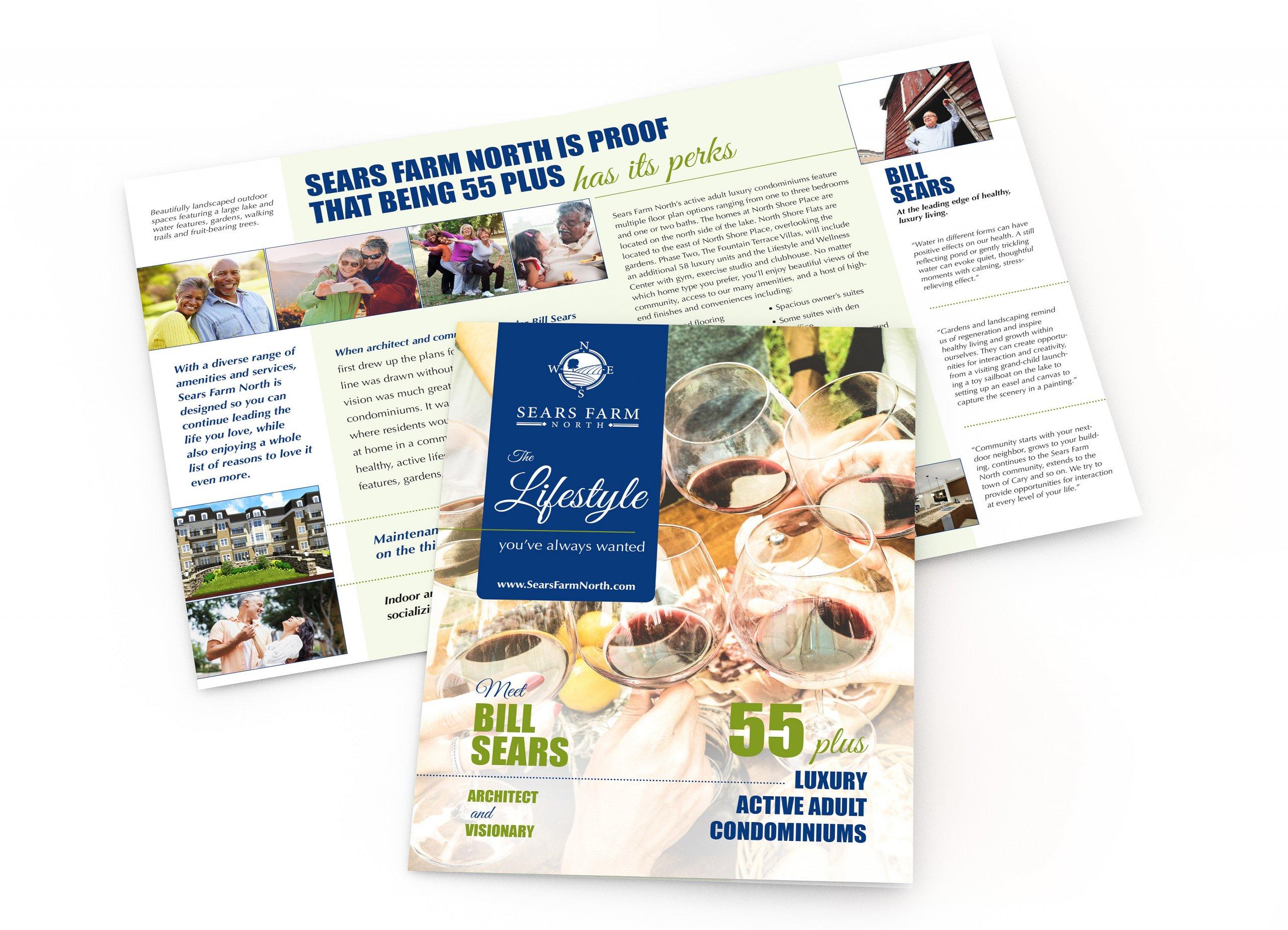 Sears Farm Brochure